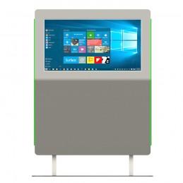 Kiosk Tactile 55'' indoor...