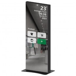 Kiosque tactile interactif...