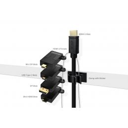Cordon AV Multi-adaptateurs...