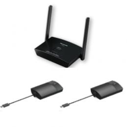 2x Transmetteurs (USB-C) et...