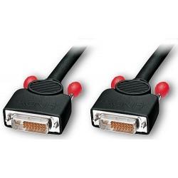 Lindy 41285 Câble DVI-D...